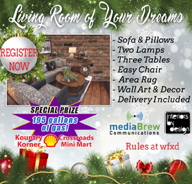 Win the Living Room of Your Dreams