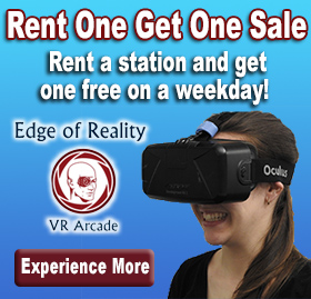 Enjoy Edge of Reality\'s Current Sale!
