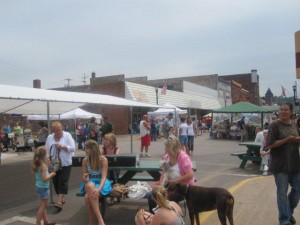 Festival of Treasures in Upper Peninsula, Michigan