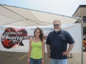 Festival of Treasures, Ishpeming with Texaco Country Showdown winner Haylie Richer