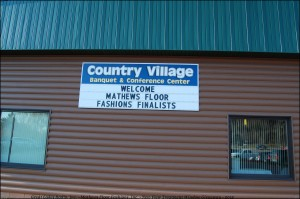 Country Village in Ishpeming Hosted the Mathews Floor Fashions & Great Lakes Radio Giveaway