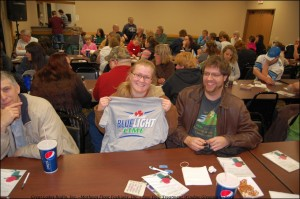 Labatt Blue Light Lime T-shirt - Pike Distributing