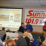 Joe Burdick of Mathews Floor Fashions of Marquette talks about Grand Prize - $5,000 Hunter Douglas Window Treatments