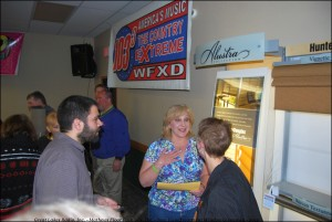Recap: Susan Koehs with Eric and Dawn of WFXD - The Country Extreme