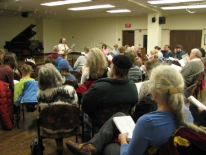 Big Water Community Sing at PWPL February 24th