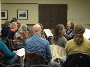 Big Water Community Sing at PWPL