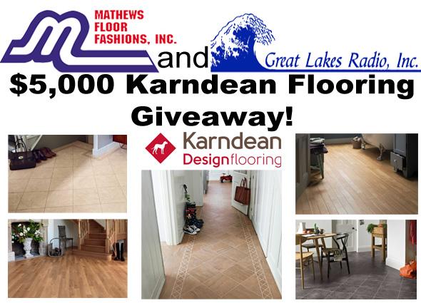 flooring giveaway