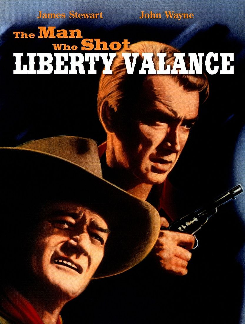 Afternoon Classic Film The Man Who Shot Liberty Valance