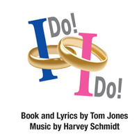 I Do! I Do! (musical) at Lake Superior Theatre July 30th-August 3rd