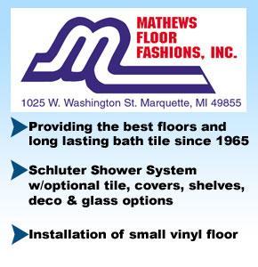 Mathews Floor Fashions - Marquette