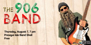 First Thursday Performance Series Presents - The 906 Band