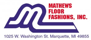 Mathews Floor Fashions - 1025 W Washington St, Marquette, MI 49855
