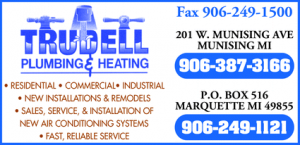 Trudell Plumbing and Heating - 6560 U.S. 41, Marquette, MI 49855