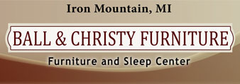 Ball and Christy Furniture and Sleep Center - 111 E D St Iron Mountain, MI 49801