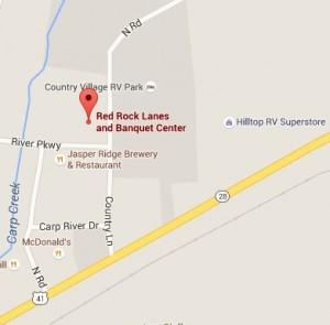 Find Red Rock Lanes in Ishpeming
