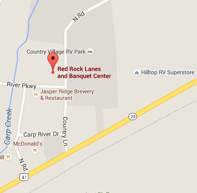 Visit River Rock Lanes of Ishpeming