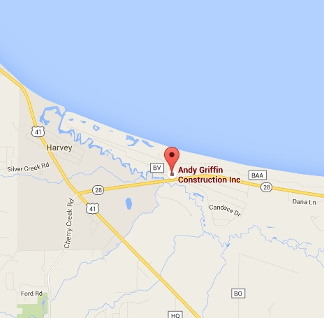 Find Griffin Construction with Google Maps
