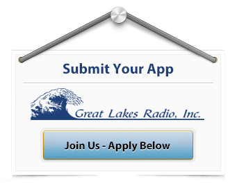 Apply for a job at GLR today