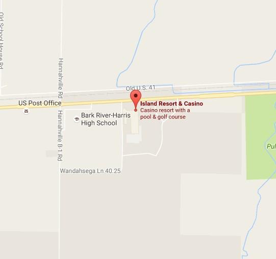Find Island Resort & Casino on Google Maps
