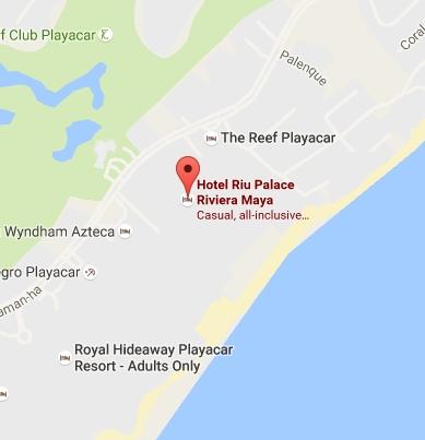 Find the Rui Palace in Maya Rivera