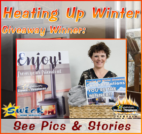 See Pictures from Heating Up Winter Giveaway