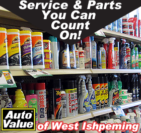Auto Value of West Ishpeming - Service you can count on