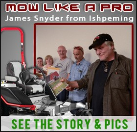 See Pictures from The Mow Like A Pro Giveaway