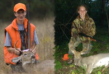 Liberty Youth Deer Hunt September 16-17