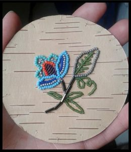 Quill Work Class - The Marquette Regional History Center - 2nd Offering - Native American Quill and Beadwork Discussion and Workshop Saturday December 2nd