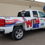 Win a 2-year lease on this Silverado!