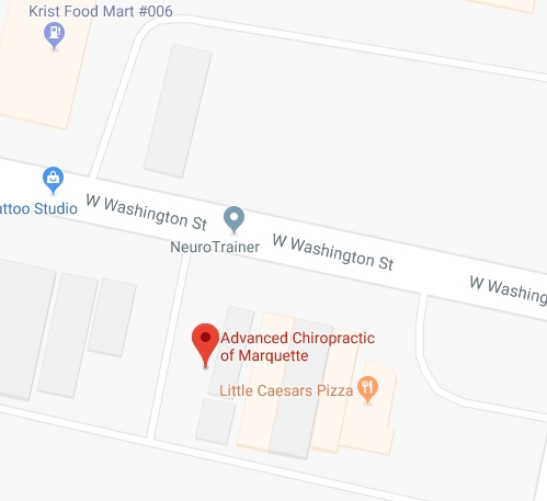 Find Advanced Chiropractic of Marquette on Google Maps