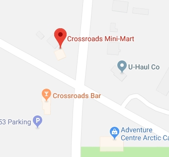Find Crossroads Mini-Mart on Google Maps