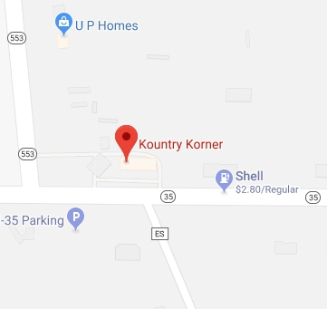 Find Kountry Korner on Google Maps