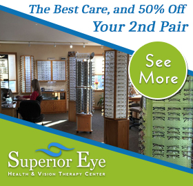 Superior Eye Health in Marquette, Michigan