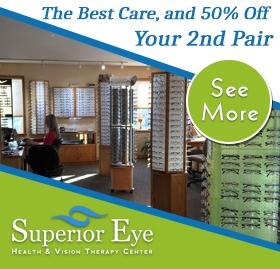 Superior Eye Health in Marquette, Michigan
