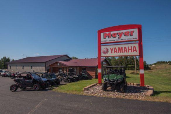 Meyer Yamaha is our quarter 4 giveaway main sponsor.