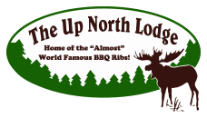 Eat at the Up North Lodge in Gwinn