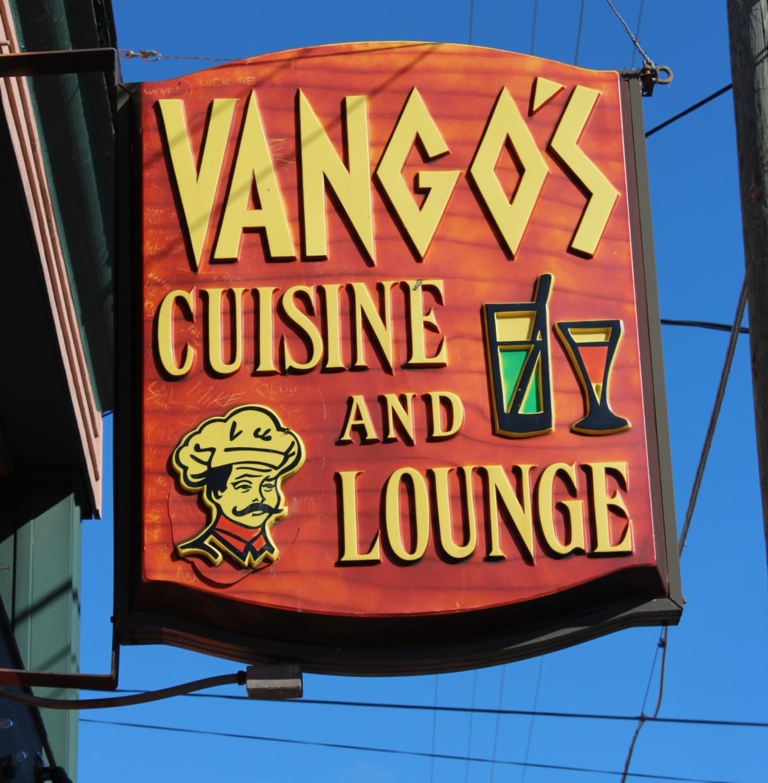 Vango's in Marquette, MI