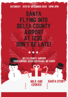 Santa is Coming to Town!