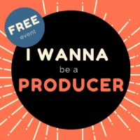 Producing 101 with SAYT Sept 28th and Nov 2nd