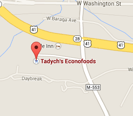 Find Tadychs Econo Foods on Google Maps
