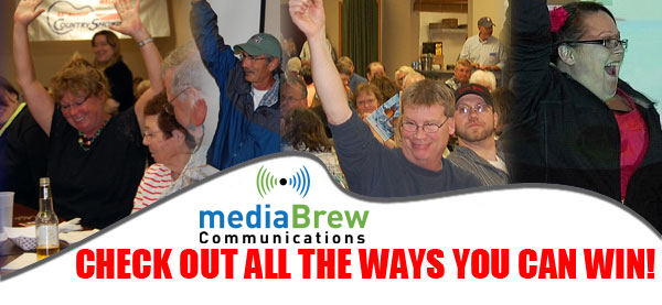 Enter Contests, Win Prizes with mediaBrew Communications!