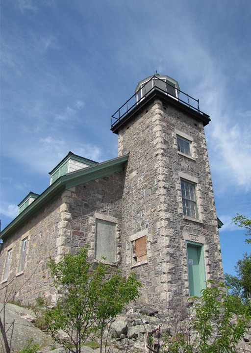 Huron National Wildlife Refuge News Release for Managing Historic Light Station by January 2, 2020