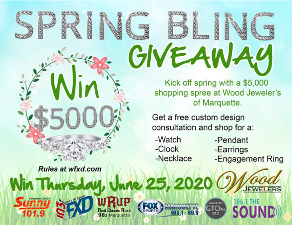 Win the Spring Bling Giveaway