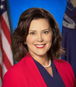 Governor Whitmer Signs Executive Order Requiring Mask Use in all Indoor Public Spaces July 10, 2020