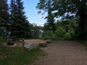 Pictured Rocks National Lakeshore is Increasing Recreational Access to Camping June 12, 2020