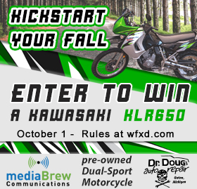 Win the Kickstart Your Fall Giveaway