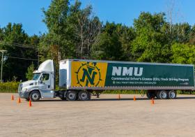 NMU Resumes CDL Truck Driving Program July 9, 2020
