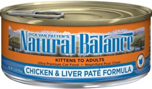 The J. M. Smucker Company Issues Voluntary Recall of One Lot of Natural Balance® Ultra Premium Chicken & Liver Paté Formula Canned Cat Food July 3, 2020