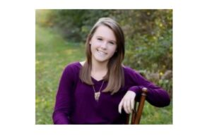 Student Selected for National Advisory Committee August 26, 2020